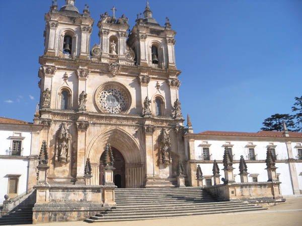 Mosteiro de Alcobaça - Foto de Kátia Pinheiro ©