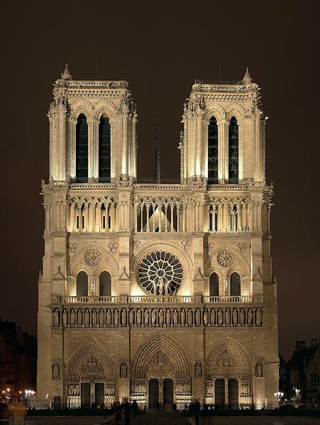 Catedral de Notre Dame em Paris