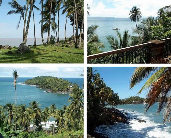 Ferias na Guiana Francesa