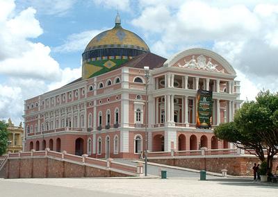 Teatro Amazonas - Wikipédia