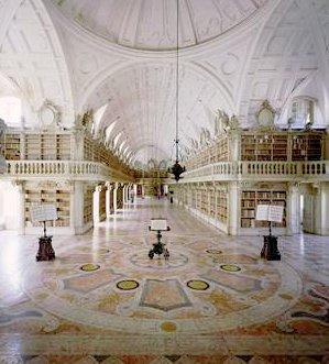 Biblioteca Mafra - Cortesia do IPPAR