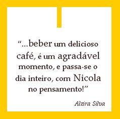 Pacote de Açucar - Café Nicola - Lisboa