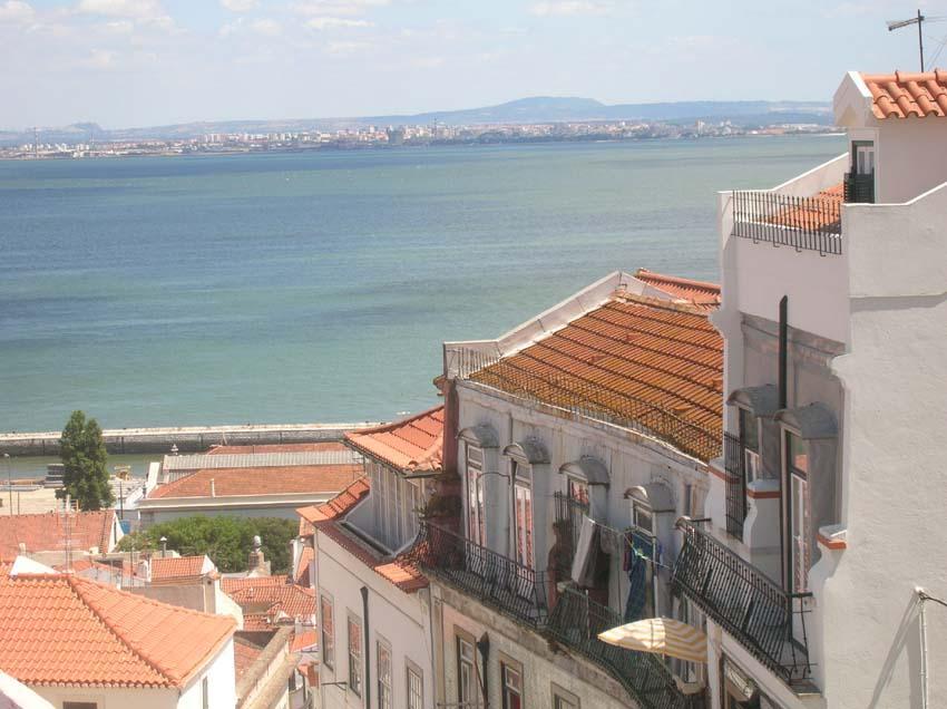 Arredores do Castelo de São Jorge