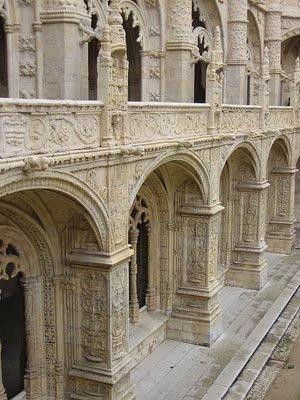 Claustro Mosteiro dos Jeronimos