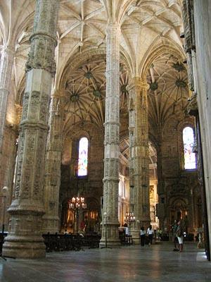 Igreja - Mosteiro dos Jeronimos