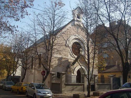 Igreja em Sofia na Bulgária