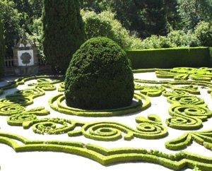 Jardins Palácio de Mateus - Portugal