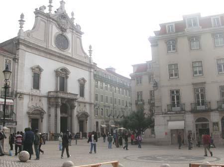 Igreja de São Domingos - Lisboa
