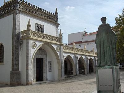 Museu Rainha Leonor - Onde viveu Mariana Alcoforado