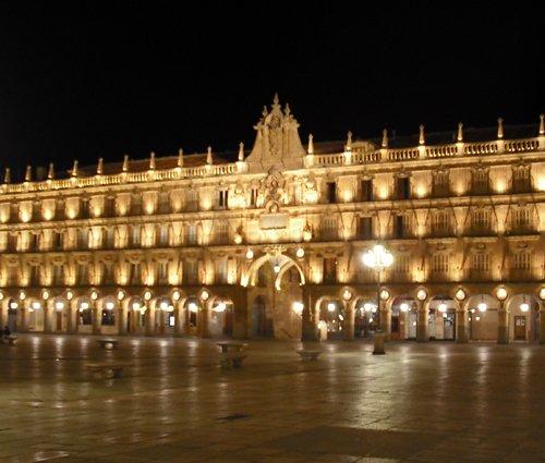 Plaza Maior -Salamanca