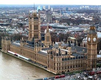 Palacio de Westminster - Londres