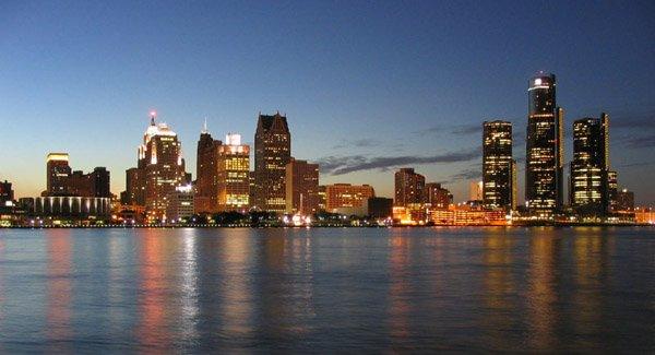 Detroit | Foto de Shawn Wilson | Wikipedia