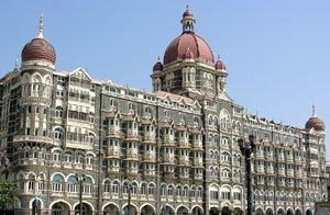 Arquitetura do Hotel Taj Mahal