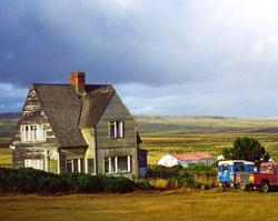 Camp | Ilhas Malvinas