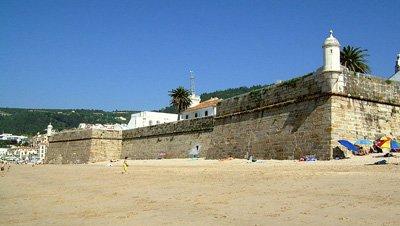 Fortaleza de Santiago em Sesimbra | Portugal