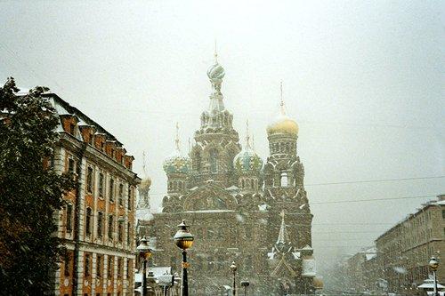 Igreja de São Petersburgo - Rússia