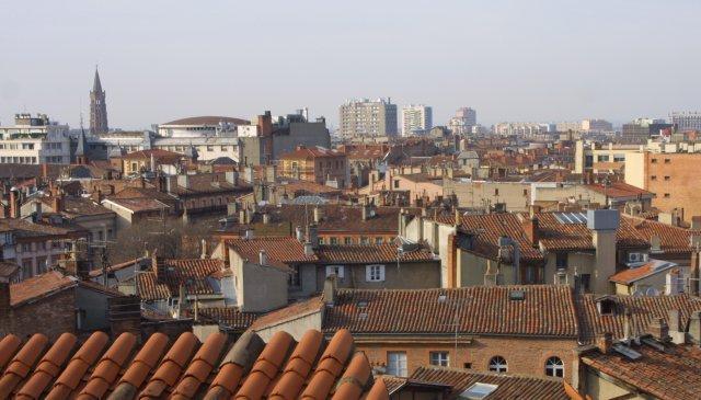 Toulouse - Foto de Camille Harang (Wikipédia)