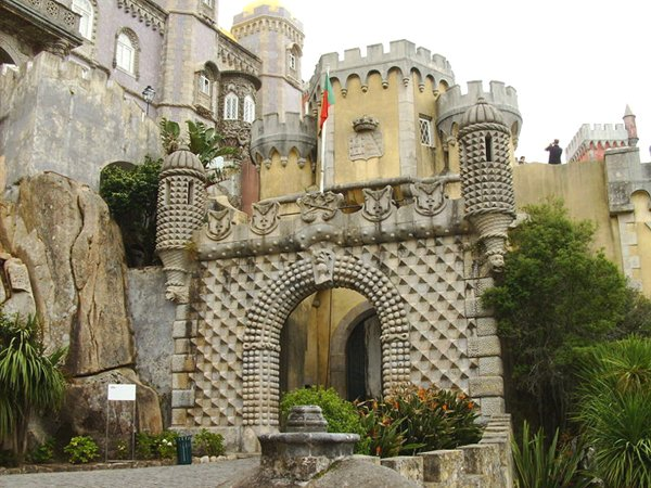 Palacio da Pena - Foto de Carlos Luis M C da Cruz (Wikipédia)