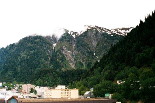 Montanha Juneau - Alasca - Wikipédia