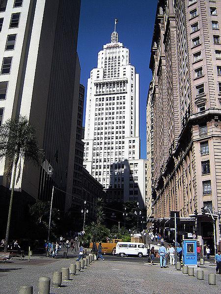 Edifício Altino Arantes - Torre do Banespa - Foto de Jeff Belmonte - Wikipédia