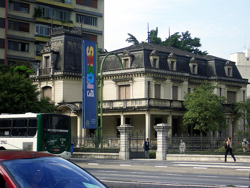 A casa das rosas avenida paulista s o paulo bigviagem - Apartamentos avenida ...