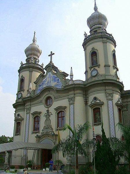 Igreja Nossa Senhora do Brasil - Foto de Dornicke - Wikipédia