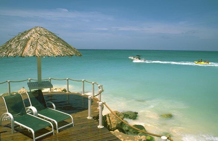 História de Aruba