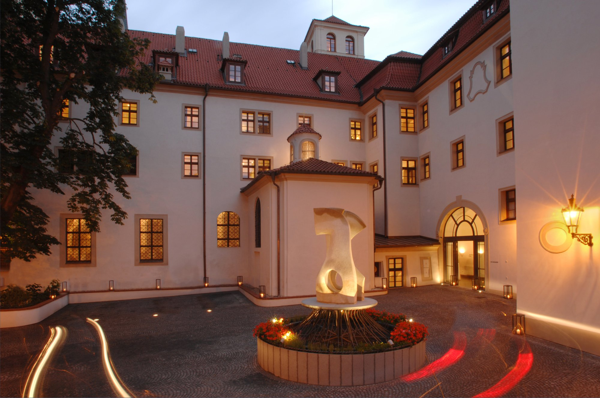 Rocco Forte - The Augustine -  Praga (Fonte Hoteis.com)