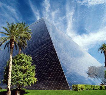 Luxor Hotel em Las Vegas