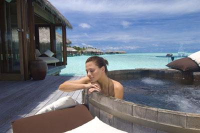Hotel Spa Conrad Maldivas
