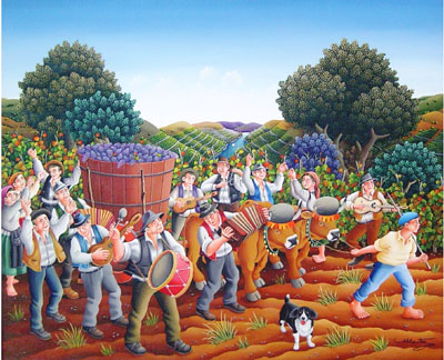 Festa do Vinho de Manuel Castro