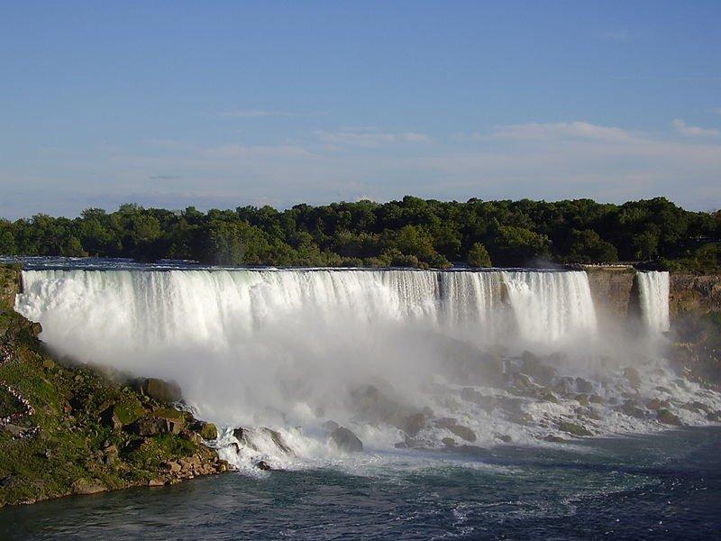 Níagara Americanas - Foto de Leslie - Wikipédia