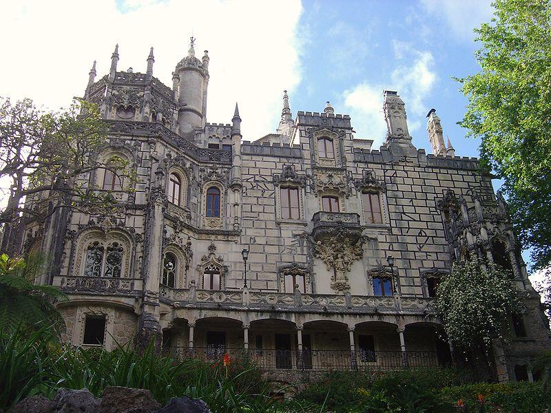 Quinta da Regaleira - Foto de Husond © - Wikipédia