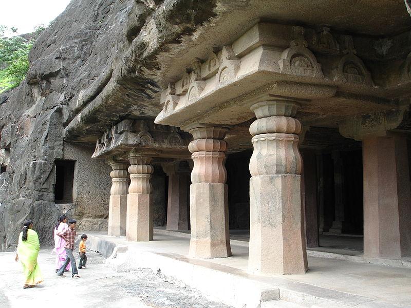 Cavernas Ajanta