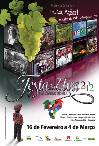 Festa da Uva em Caxias do Sul