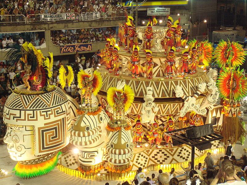 Mocidade Independente - Carnaval Brasil