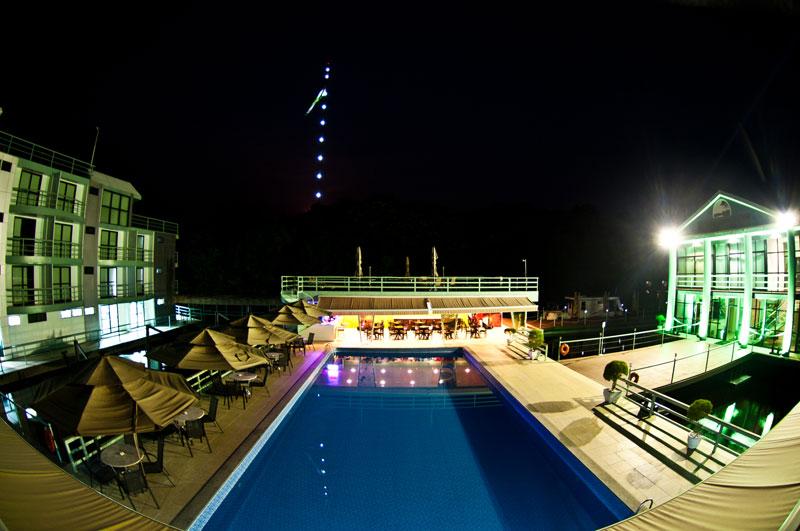 Foto Site Oficial Hotel Jungle Amazon ©