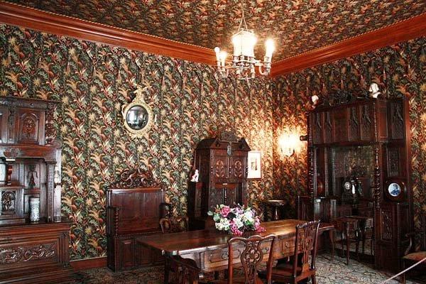 Sala de Jantar de  Victor Hugo - Foto de  Md.altaf.rahman © - Wikipédia
