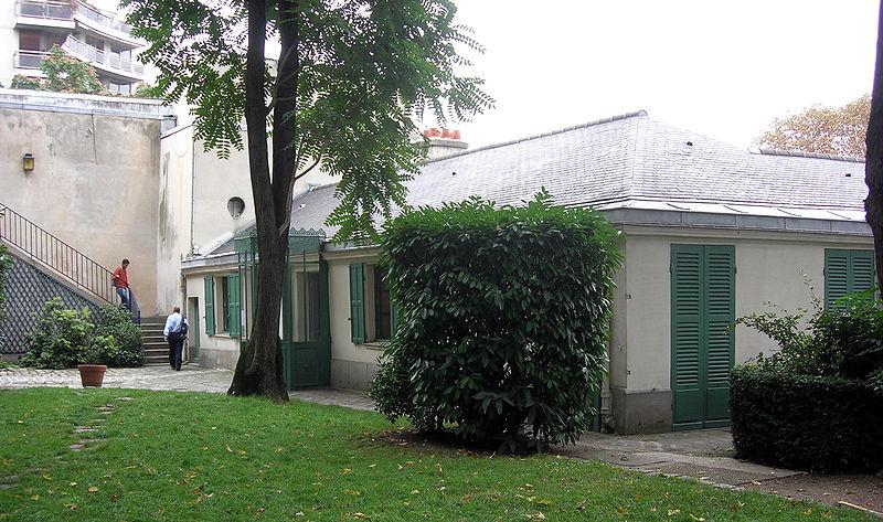 Museu Balzac - Foto de  Remi Jouan - Wikipédia