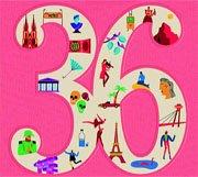 36 Horas – 125 Fins de Semana na Europa