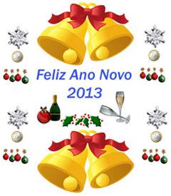 Feliz Ano Novo 2013 Big Viagem
