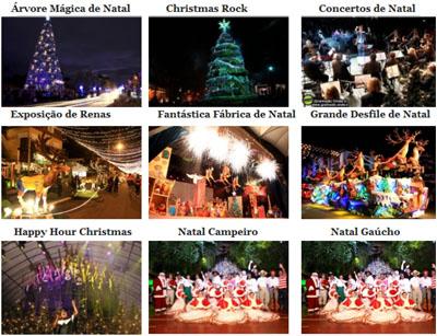 Fotos: Site Oficial Natal Luz de Gramado ©