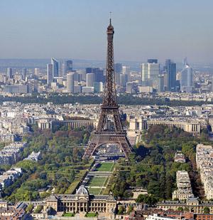Foto de Taxiarchos228 © (Wikipédia) - Paris Torre Eiffel