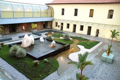 Museu de Gema do Pará - Foto Geraldo Ramos © - Site Oficial - S. José Liberto ©