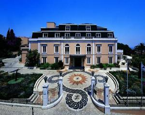 Olissippo Lapa Palace em Lisboa