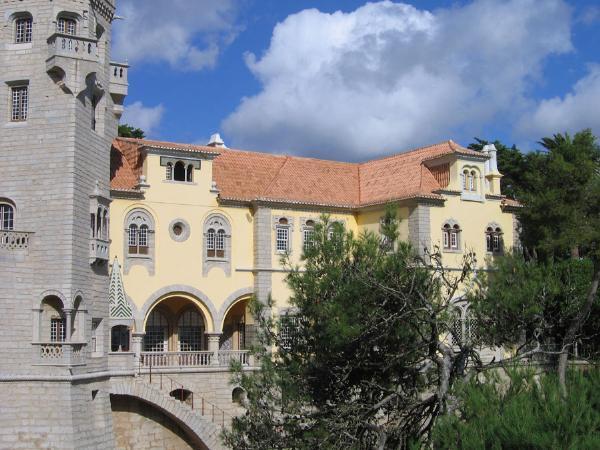 Palácio Conde Castro Guimarães
