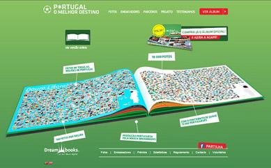 Álbum 'Portugal, o Melhor Destino'