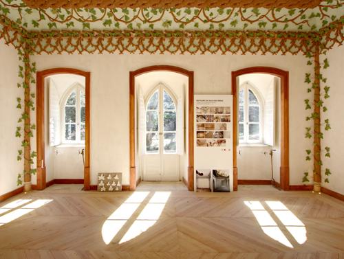 Sala das Heras - Chalet da Condessa d'Edla - EMIGUS ©