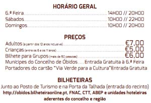 XI Festival Internacional de Chocolate de Óbidos