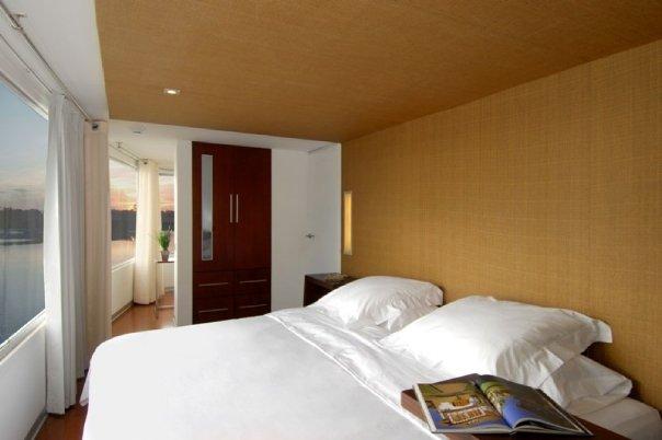 Suite Master - Hotel flutuante Aqua